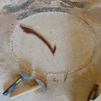 24 - Posa del mosaico