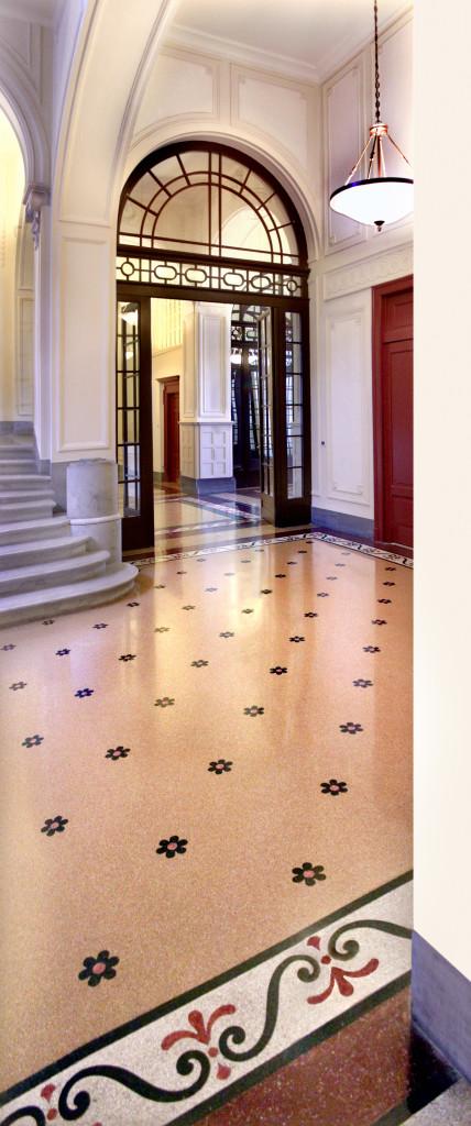 Vigo mosaici pavimentazione interni for Mosaici pavimenti interni