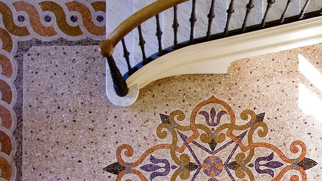 Vigo Mosaici | Seminato alla Genovese