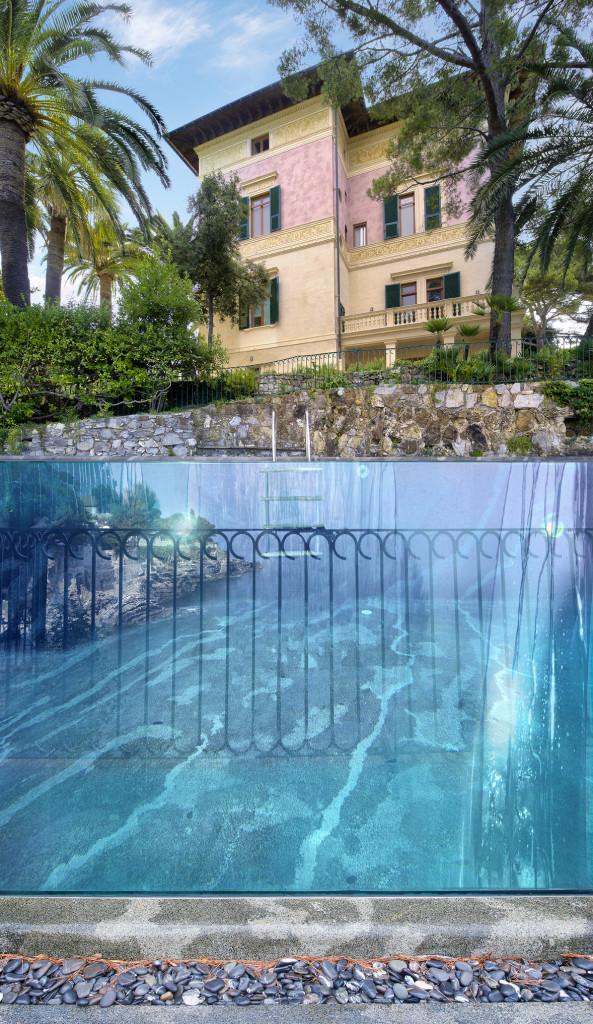 Vigo Mosaici Piscina A Recco