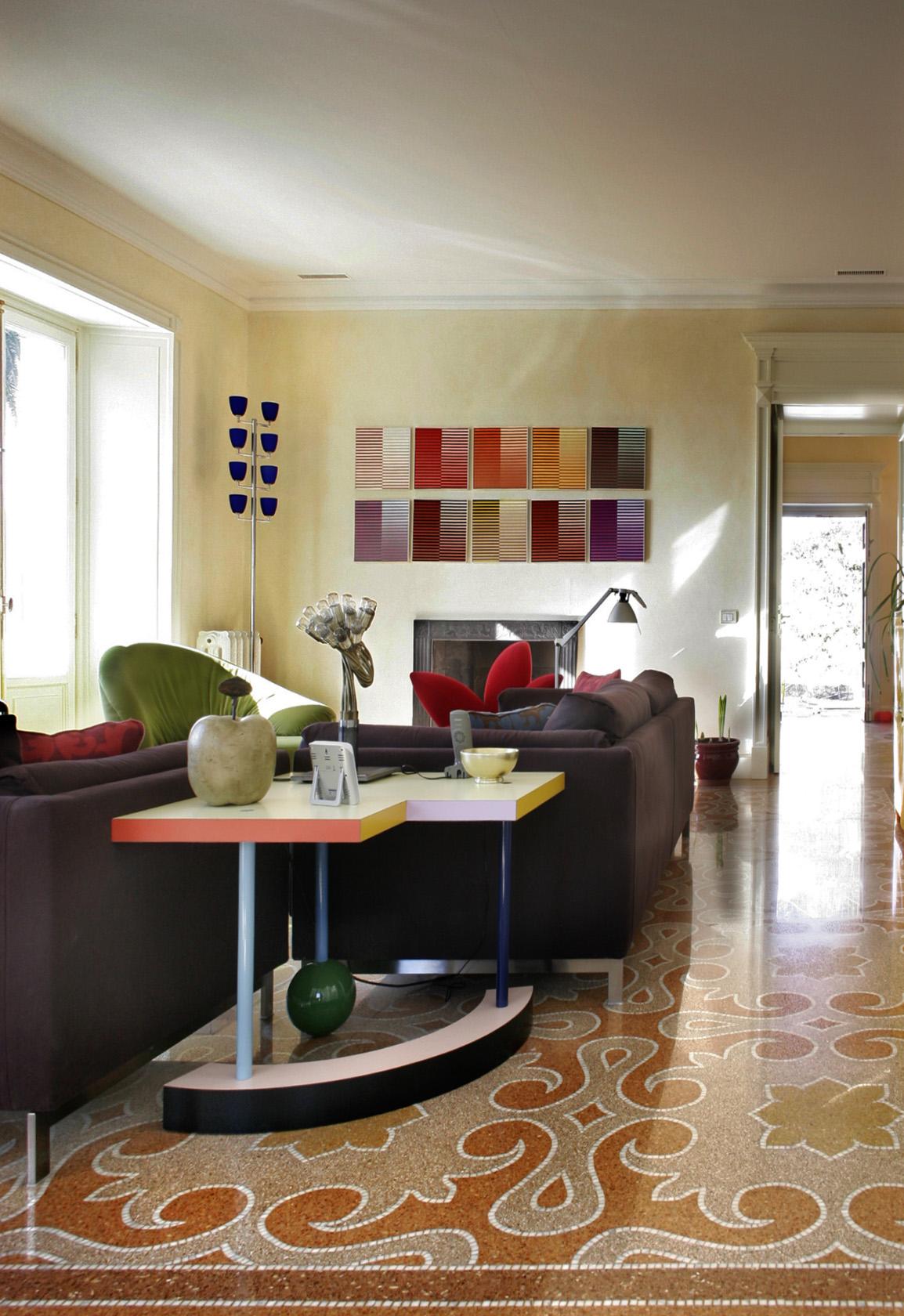 100+ [ Arredamento Moderno In Una Villa ]  Arredamenti Interni Moderni Villa A Madrid Con ...