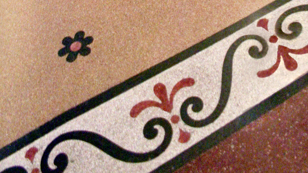 Genoese floors
